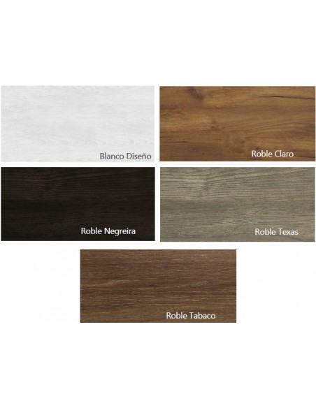 AVAILABLE COLOURS/ FINISH